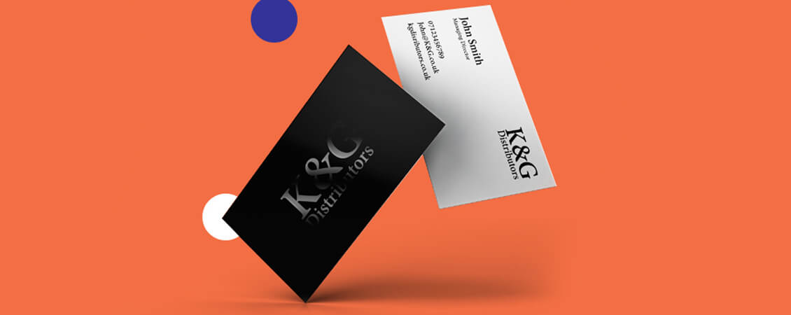 How to Add Spot UV to Business Cards